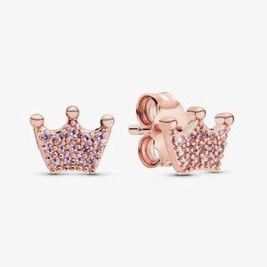 🥂Pandora earring rose gold